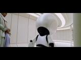 Автостопом по Галактике - робот Марвин в депрессии