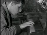 Glenn Gould plays BachГленн Гульд играет Баха.