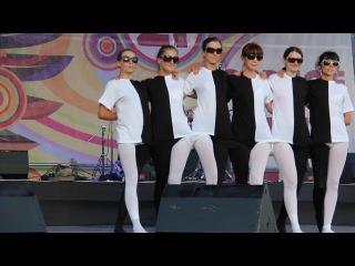Танец на дне рождения Лемакса (20-21.07.2013)