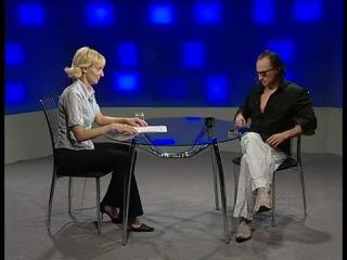 Дмитрий Нагиев в программе Гость в программе Гость в студии ТТВ. 2007.