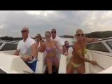 Как правильно нужно кататься на яхте)