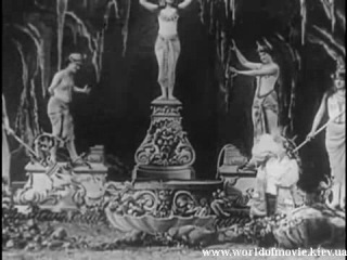 Галлюцинации барона Мюнхгаузена / Les Aventures de baron de Munchhausen (1911)