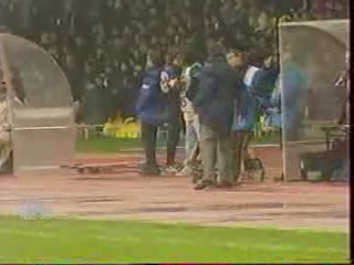 Лига чемпионов сезон 98/99 Спартак Москва-Реал Мадрид-2:1