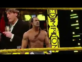 WWE NXT 04.04.12 - NXT GM William Regal lays down some order in NXT!
