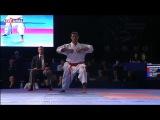 Ahmed Ashraf Shawky (EGY) - Mostafa Ibrahim Kahlil (EGY) Final Karate1 Premier League, Tyumen 2013