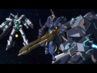 Ginga Kikoutai Majestic Prince 24 / Космический робот Величественный Принц - 24 серия [русская озвучка Diamond]
