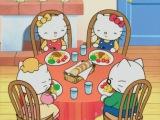 Hello Kitty. Полезные советы 5 - Будем есть все!