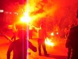 Fire Show from Emir Fosse. Gokhan Tunkal.