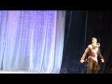 восточные танцы, мужской танец -соло Артур Латипов