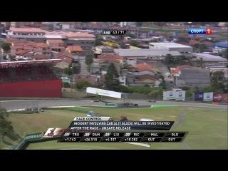 Формула 1. Сезон 2011. Этап 19. Гран-при Бразилии. Гонка. Часть 2