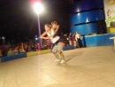 танцы с вожатыми Даниил Толочка и Татьяна Ворона