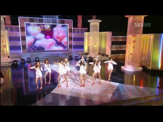 [PERF] SNSD - Tell Me Your Wish (The 36th Korea Broadcasting Prizes/2009.09.03)