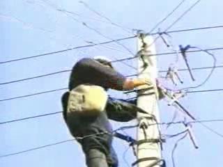 Помощь при ударе электрическим током