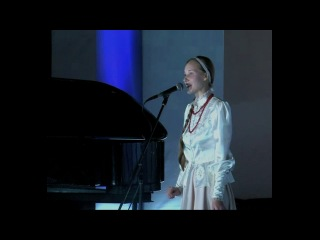 Валентина Рябкова. Песня о Родине. Оптинская весна - 2010