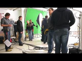 Кино о кино, или как Евросеть снимала рекламный ролик про LG Optimus Sol