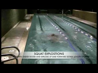 Greg's Workout - Water Cardio ()