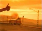 """Реклама Фанты. Ролик девяностых.""""Ехали мы с Маком автостопом..."""""""