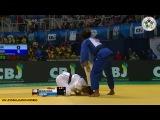 2013 World Championships Rio (-57kg Repechage) ROPER Miryam (GER) - MINAKAWA Camila (ISR)