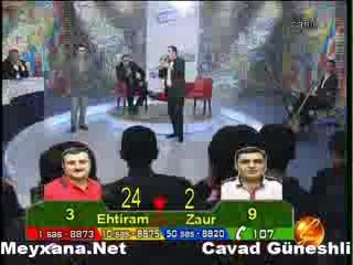 Sozumuz Sozdur 2011 - Zaur Alatavali - Ay sene qurban qarabugdayi qiz (Ev tapshirigi)