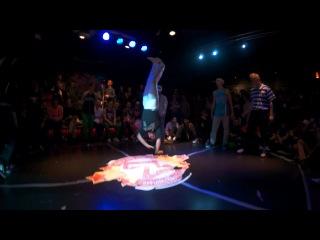 King Of the street 2012 - финальный баттл (камера №2)