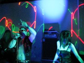 T.V.Blood - Electric Goth