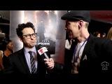 Интервью с премьеры фильма Стартрек: Возмездие в Сиднее (23 апреля, 2013)