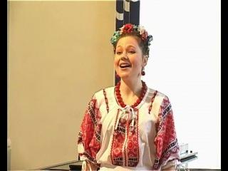 Любовь Пономарева - Сiла птаха (укр.нар.песня) 3 курс С.Н.П. РАМ им.Гнесиных