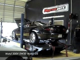Mobil 1 vs. Motul 300V '95 Camaro LT1