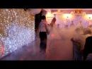 Наш первый танец с другого ракурса:-)