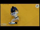 Judo Grand Slam Baku 2013 (Final -63kg) Yarden GERBI (ISR) - Tina TRSTENJAK (SLO)