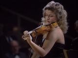 Bach - Violin Concerto No. 2 in E major, BWV 1042 (Karajan, Mutter, 1984) / Бах Скрипичный концерт №2 для скрипки Караян Муттер
