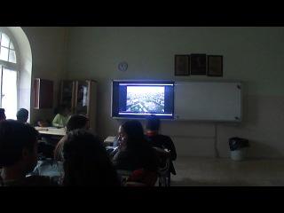 Мои занятия в Турции ) Показываю видео про Казахстан!