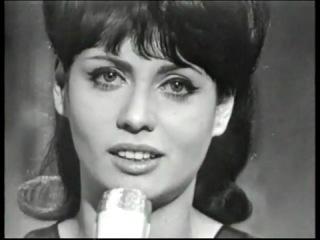 Germany 1966 - Margot Eskens - Die Zeiger der Uhr