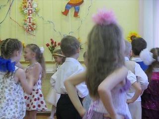 Финский народный танец.