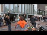 Съемки фильма 'Виноваты звезды' (2013) / Место: съемки у Анны Франк