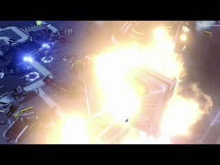 Command & Conquer Red Alert 3 Uprising Trailer