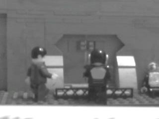 ЛЕГО зомби апокалипсис  Прибытие часть 2 (Создатель Глеб Сазонов Озвучили Глеб С. и Лёша Васюков)