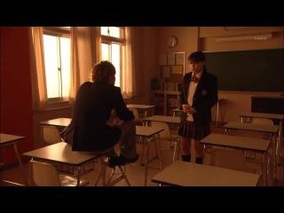 Хулиган-кун и Очкарик-чан / Yankee-kun to Megane-cahn 2 серия озвучка