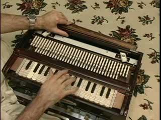 Sri Prahlad Harmonium Lessons 05
