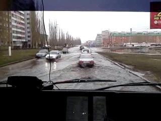 г. Салават ул. Губкина 9.04.2013
