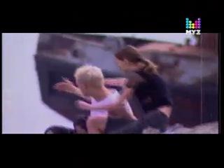 Клипы эфира МУЗа: Отпетые Мошенники - Люби Меня