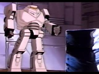 Мультсериал Робокоп - Человек В Железном Костюме