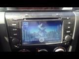 Штатное головное устр-во Mazda 3 (BK)