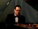 Nikolai Petrov plays Liszt's Transcendental Etudes after Paganini S.140 (1838) I
