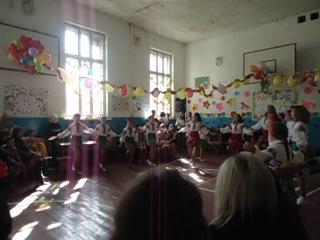 гопак № 1 школа день вчителя 04 10 2013