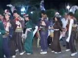 Древние ассирийские танцы в исполнении ансамбля Shabe Zaia (Хабур, Сирия)