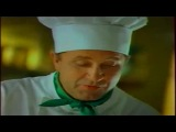 Кулинар Вовочка в рекламе майонеза