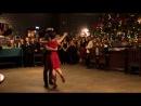 Новогодняя милонга в Tango Maximo