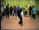 Жёсткий Dubstep (танец сектантов)