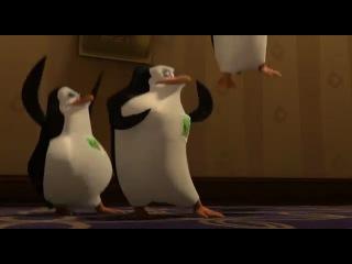 Pingwiny z Madagaskaru Misja Świąteczna